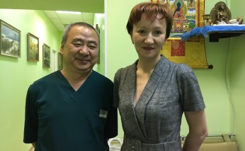 Отзыв Елены Горбуновой о лечении в клинике Саган Дали. Доктор Пхен