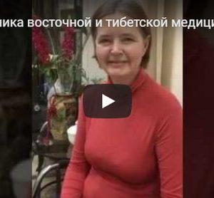 Видеоотзыв Татьяны Артуровны о точечном массаже. Массажист Орлов А. И.