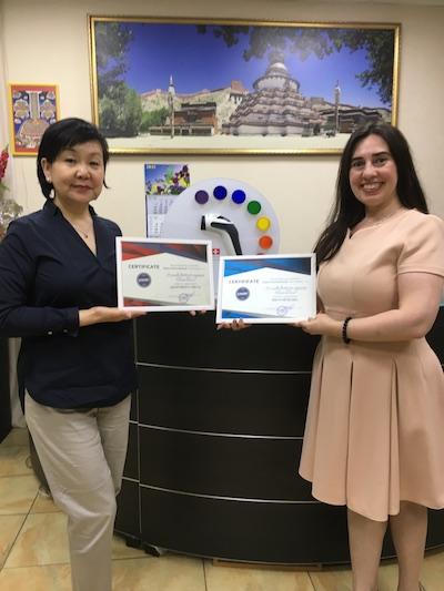 Клиника восточной медицины «Саган Дали» стала официальным партнером ZEPTER!
